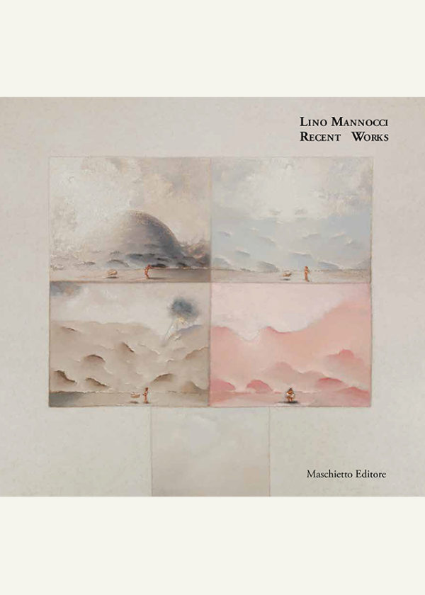 Lino Mannocci. Recent works_maschietto