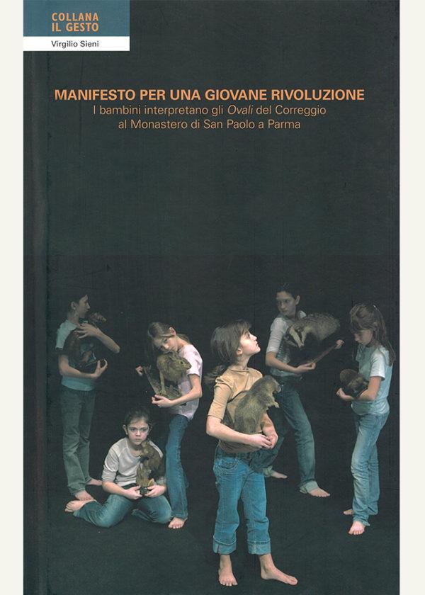 Manifesto per una giovane rivoluzione. I bambini interpretano gli Ovali del Correggio al Monastero di San Paolo a Parma_maschietto