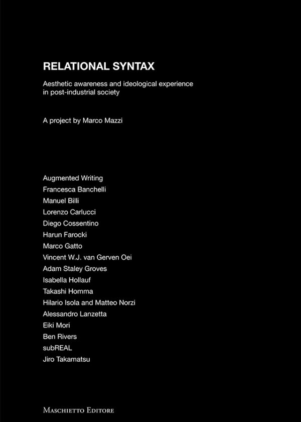 Relational Syntax_maschietto
