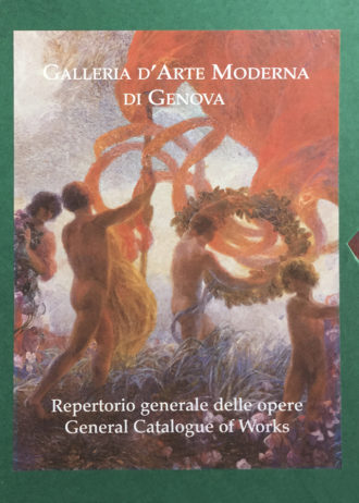 Galleria d'Arte Moderna di Genova. Repertorio generale delle opere General Catalogue of Works_maschietto